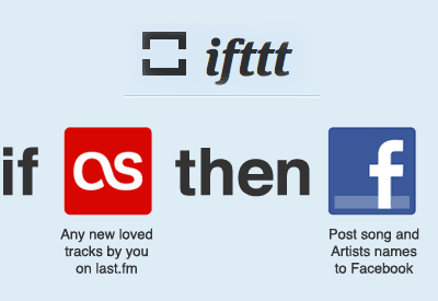 Is ifttt.com the future of social networking?