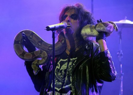 Alice Cooper at the Bristol Colston Hall
