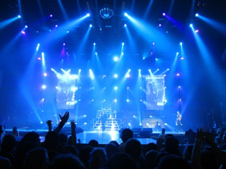 Steel Panther, Def Leppard and Motley Crue