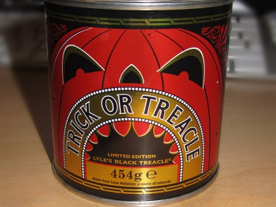 Trick or Treacle Can