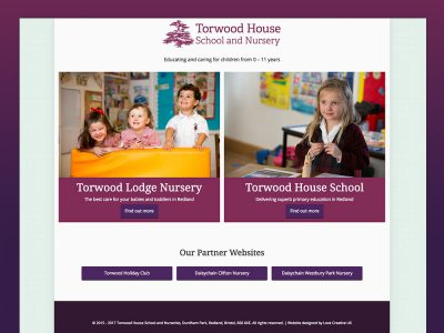 Torwood House School Website - TN